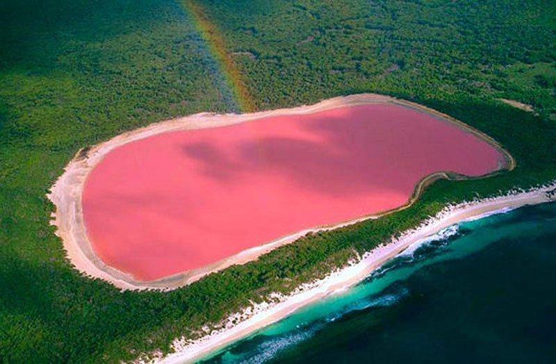 Lake Hillier - Australien