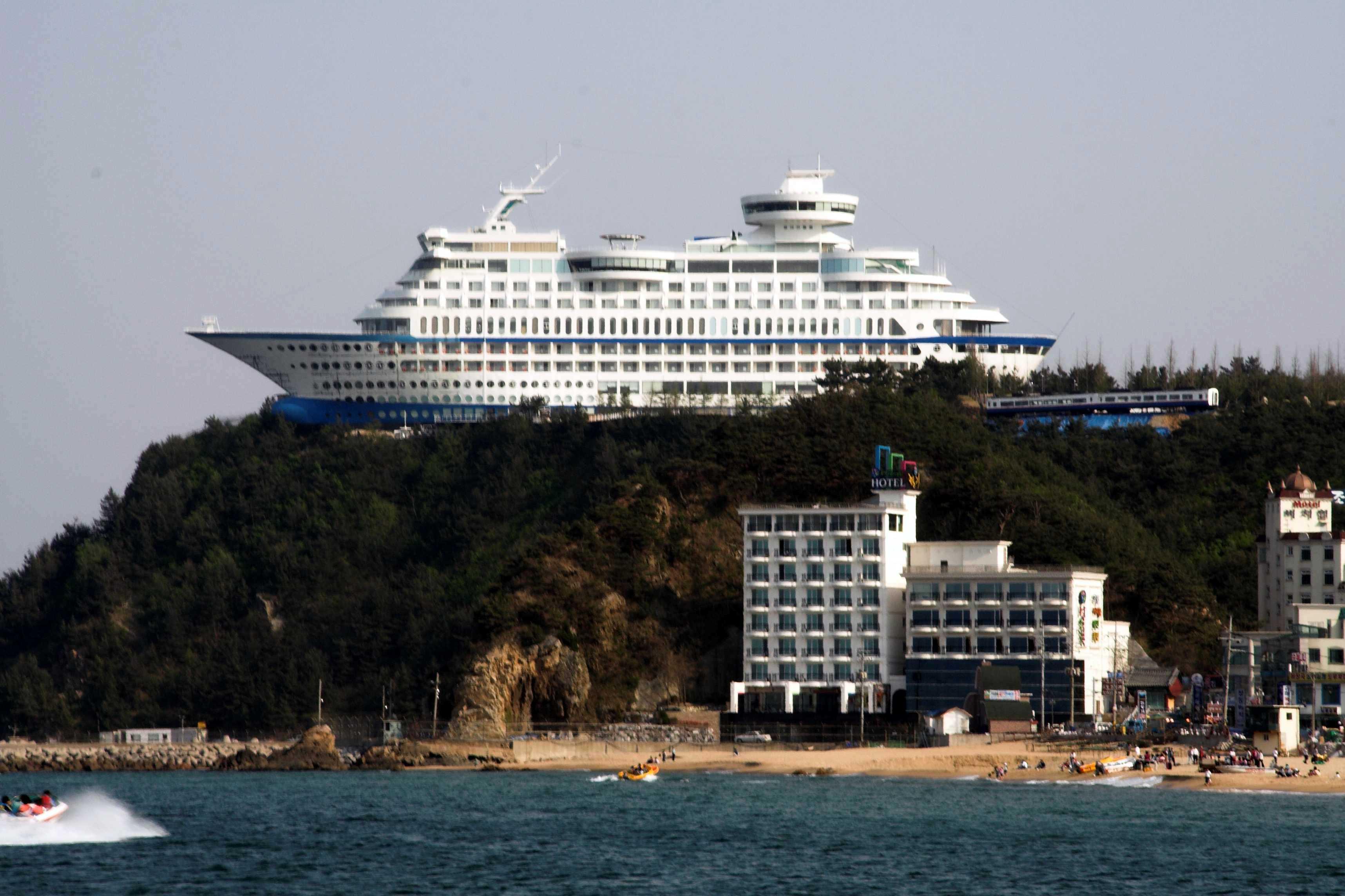 Sun cruise Resort - Südkorea