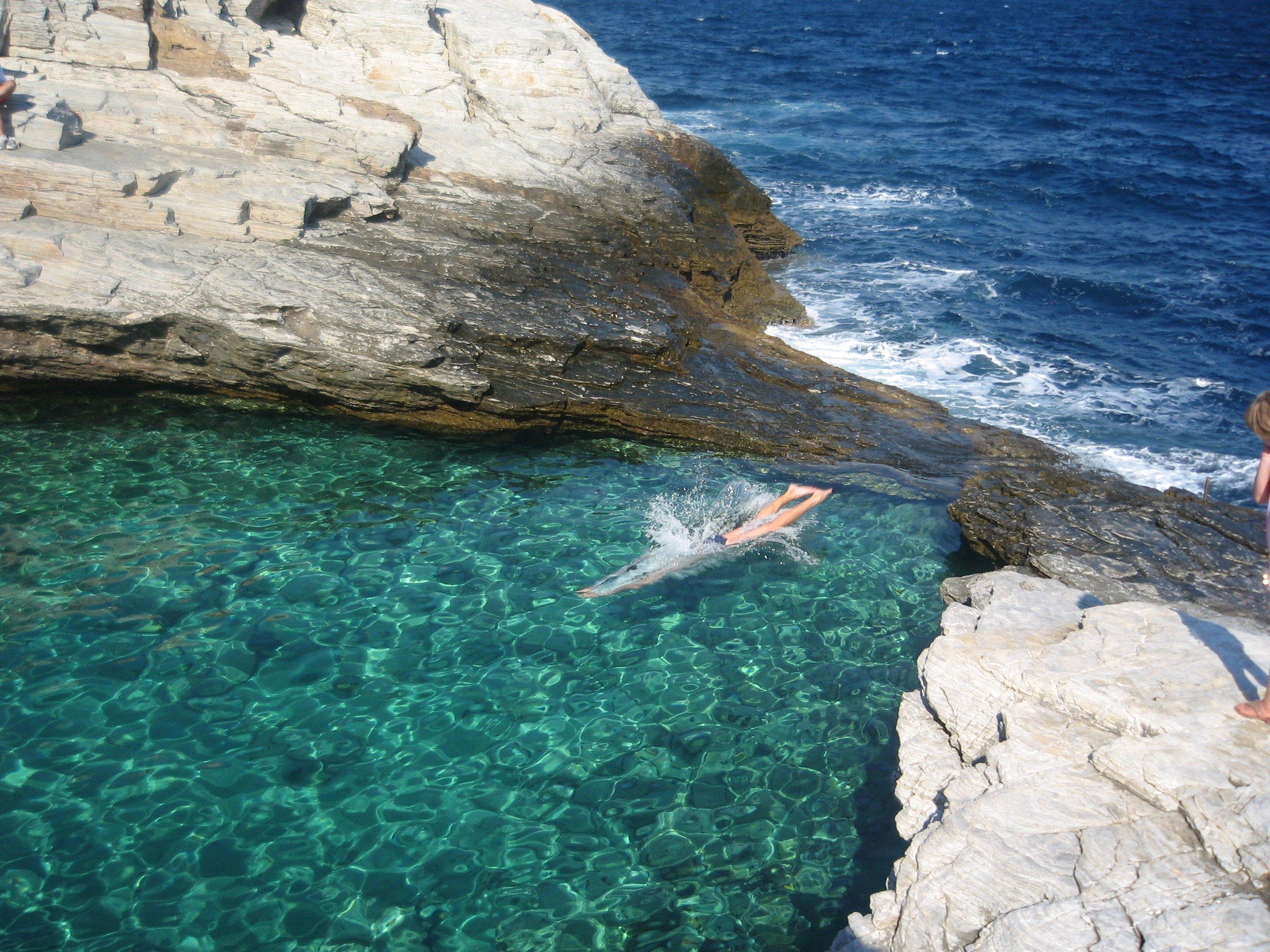 Giola Lagoon - Griechenland