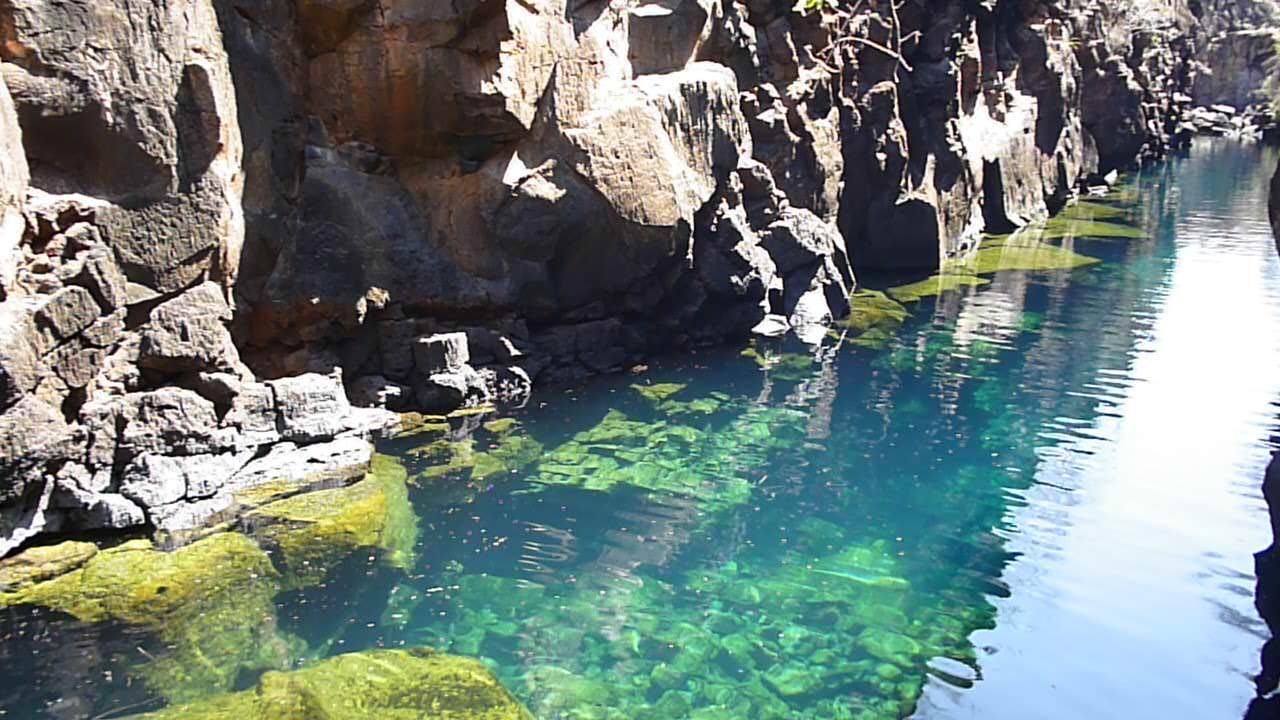 Las Grietas Santa Cruz Island