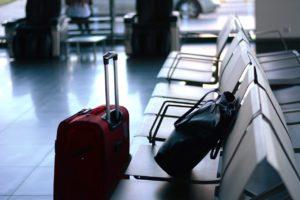 Flughafen, Koffer, Gepäck