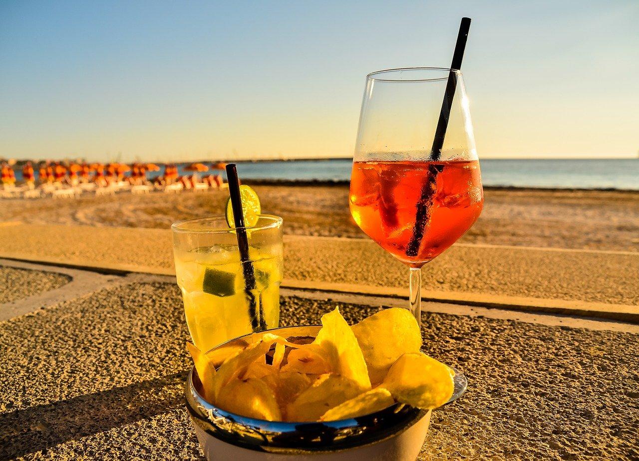 Strand, Cocktail