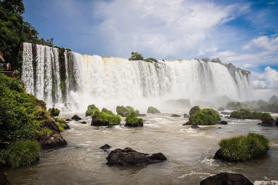 Iguazu Wasserfälle - Argentinien