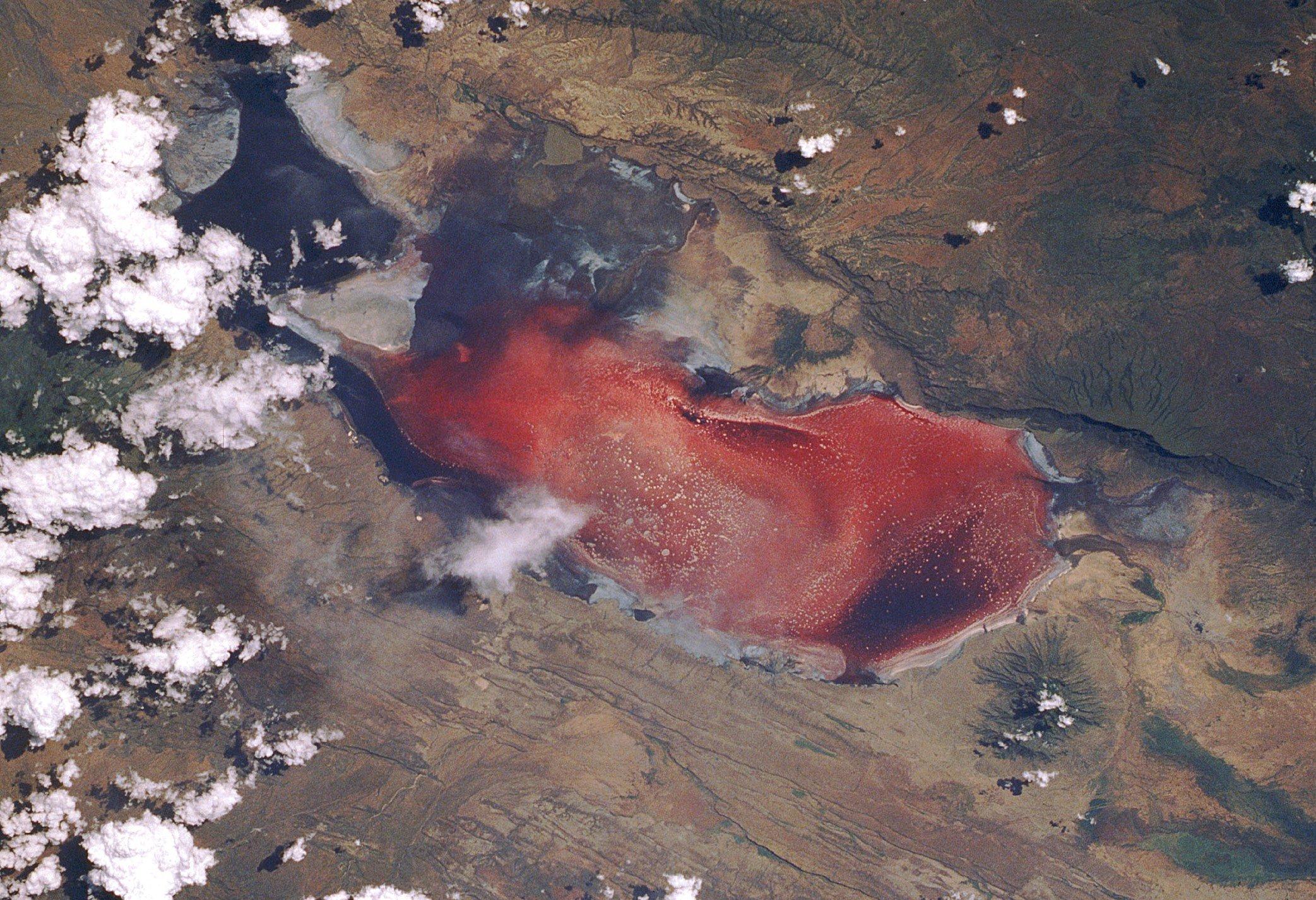 Lake Natron - Tansania
