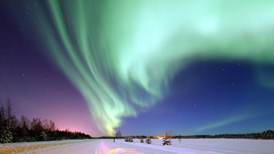 Nordlichter - Skandinavien