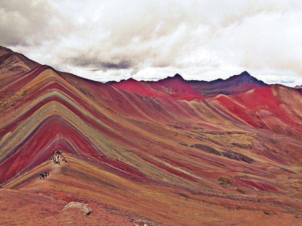 Rainbow Mountain - China