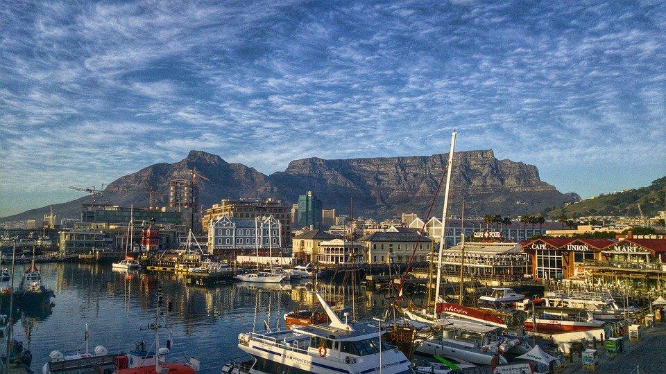 Tafelberg, Kapstadt - Südafrika
