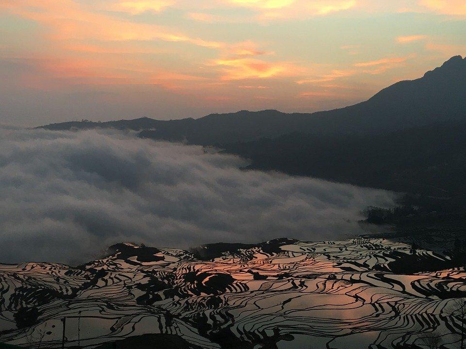 Yuanyang County - China