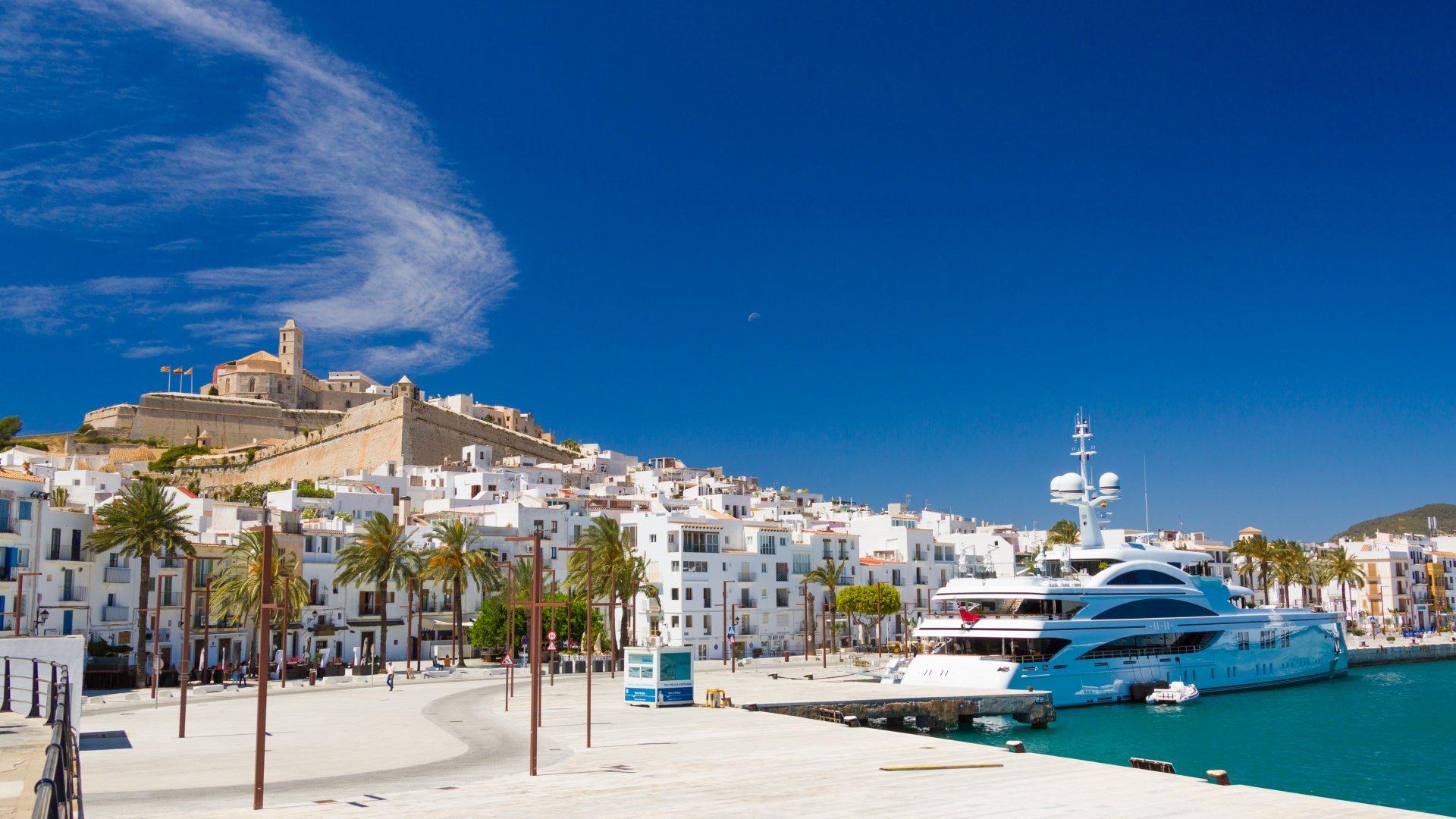 ibiza-town-, Ibiza Stadt