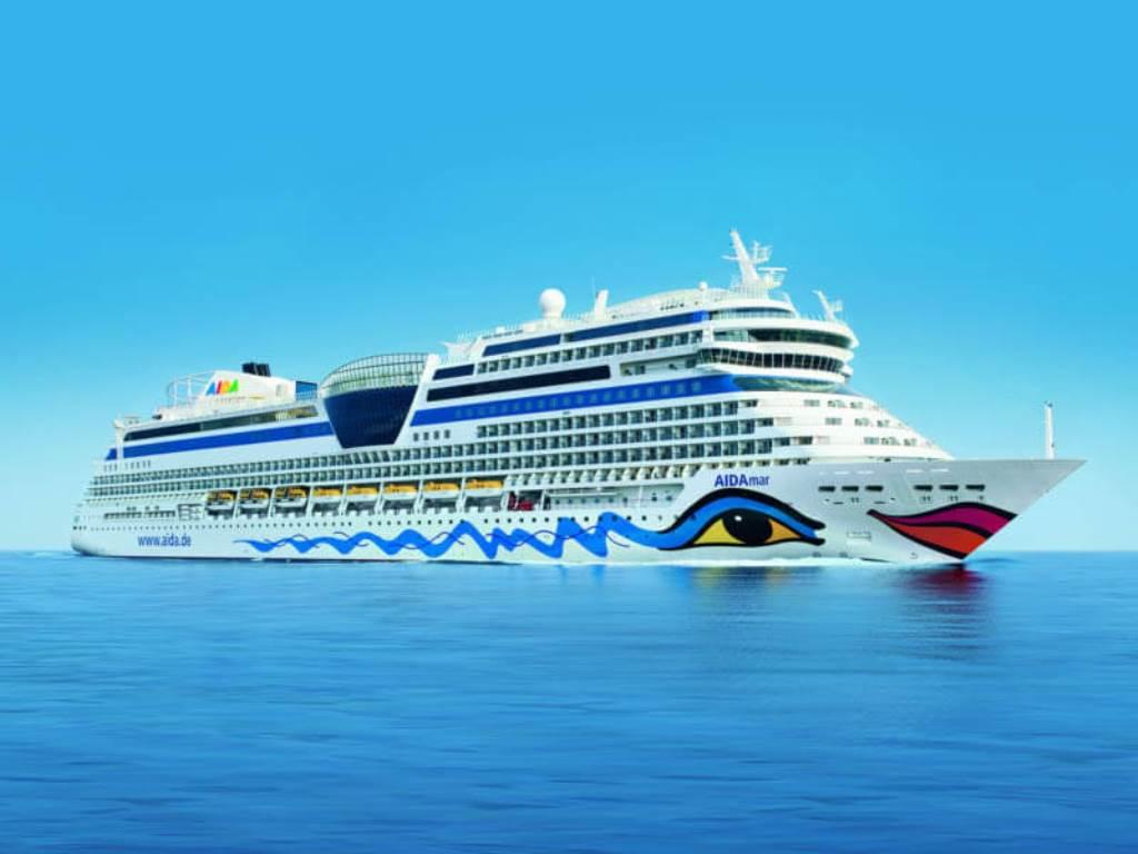 AIDAmar, Kreuzfahrtschiff, Kreuzfahrt, AIDA