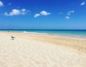Fuerteventura, Jandia Playa
