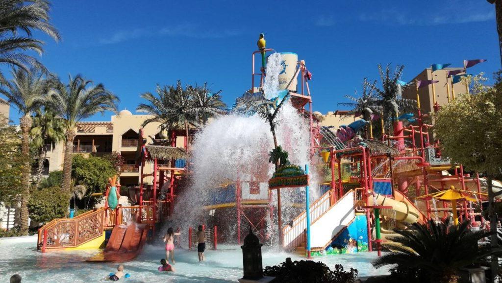 Paradies für Kinder im SunwingWaterworld in der Makadi Bucht, Lena Stubenvoll, Ägypten