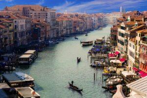 Kurstreckenflüge nach Italien