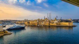 Kurstreckenflüge nach Malta