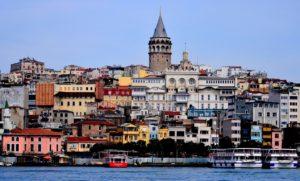 Kurstreckenflüge nach Türkei
