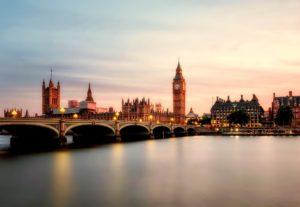 Kurzstreckenflüge nach London