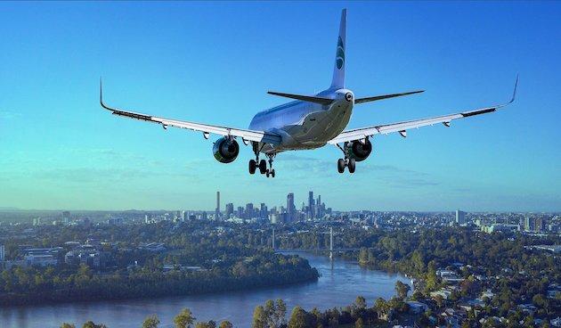 Kurzstreckenflüge