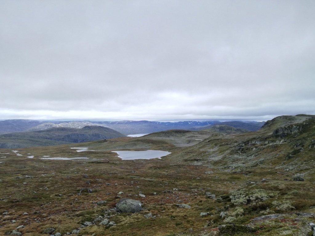Berg Storenos, Berge, Norwegen, Naturlandschaft