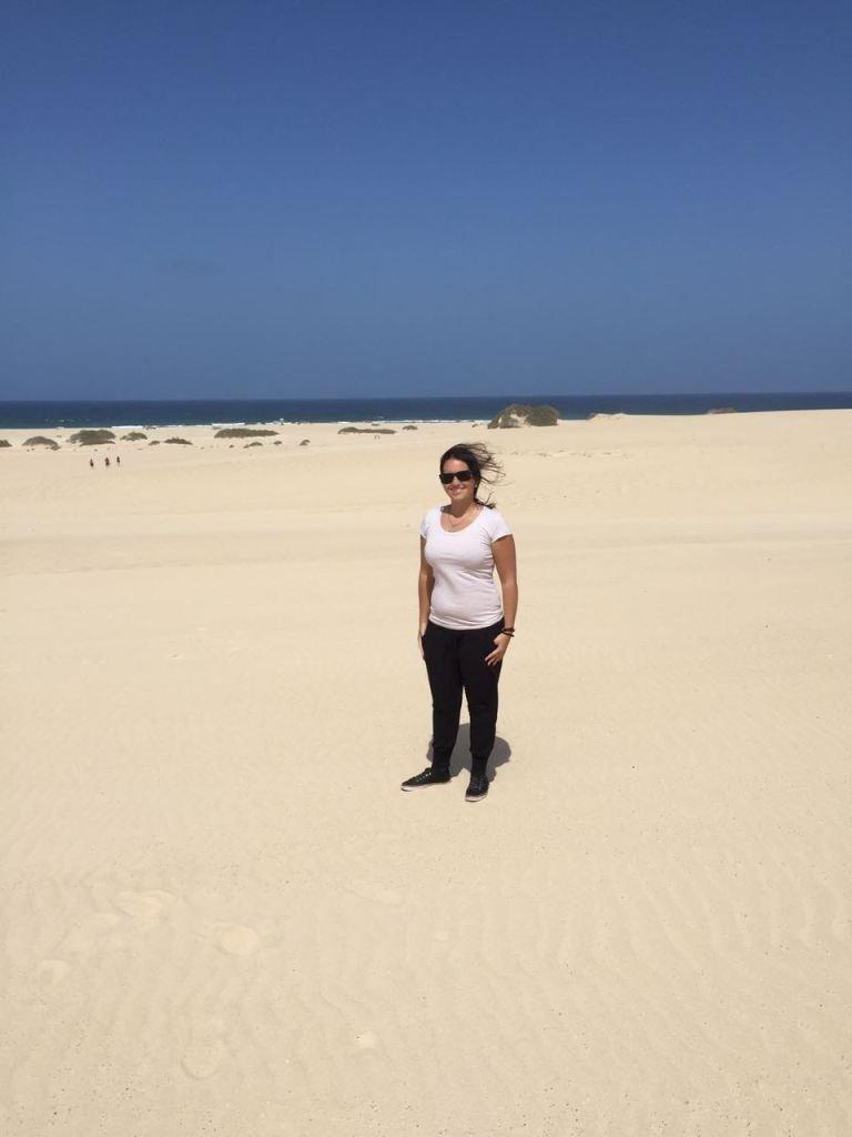 Dünen von Corralejo, Fuerteventura, Strand
