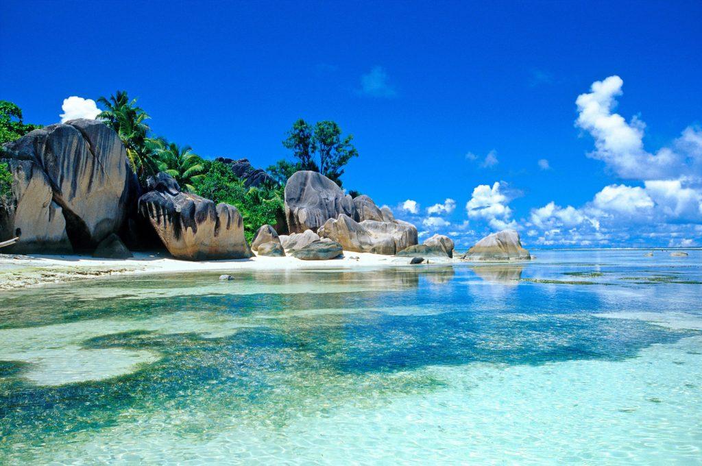 Insel, Strand, Wasser, Urlaub, Reise, Traumurlaub