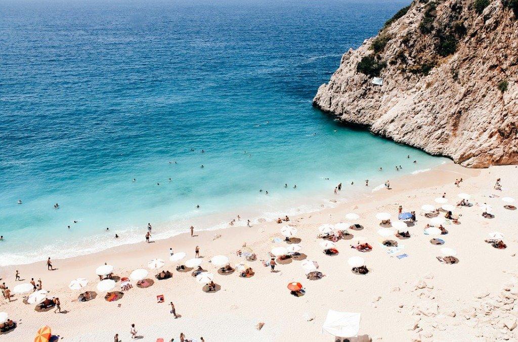 Türkei, Strand,