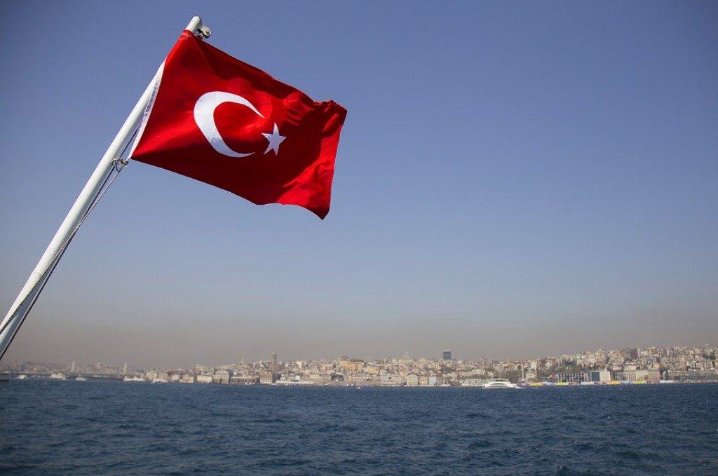Türkei, Fahne, Sicherheit