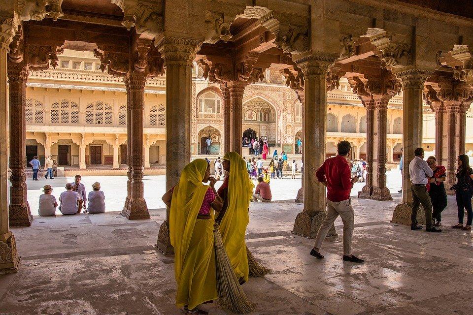 Amber Fort Indien
