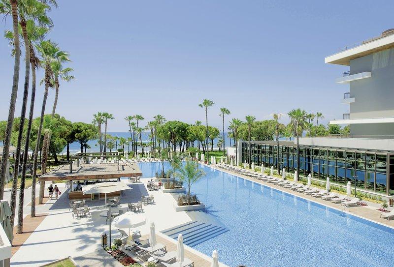 Barut Acanthus & Cennet in Side, Türkei, Hotel