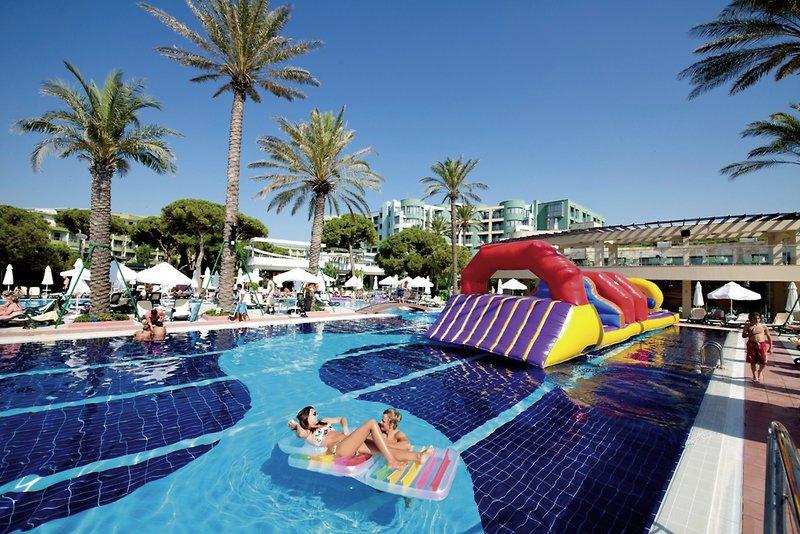 Limak Atlantis Deluxe Hotel & Resort, Belek, Türkei
