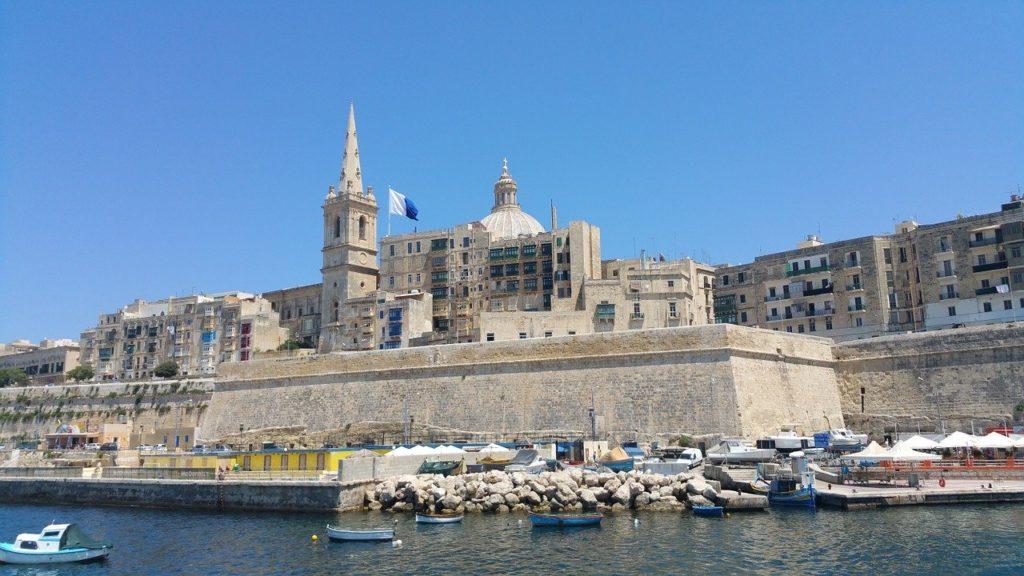 Valletta, Malta, Reisebericht, Marius Wittl