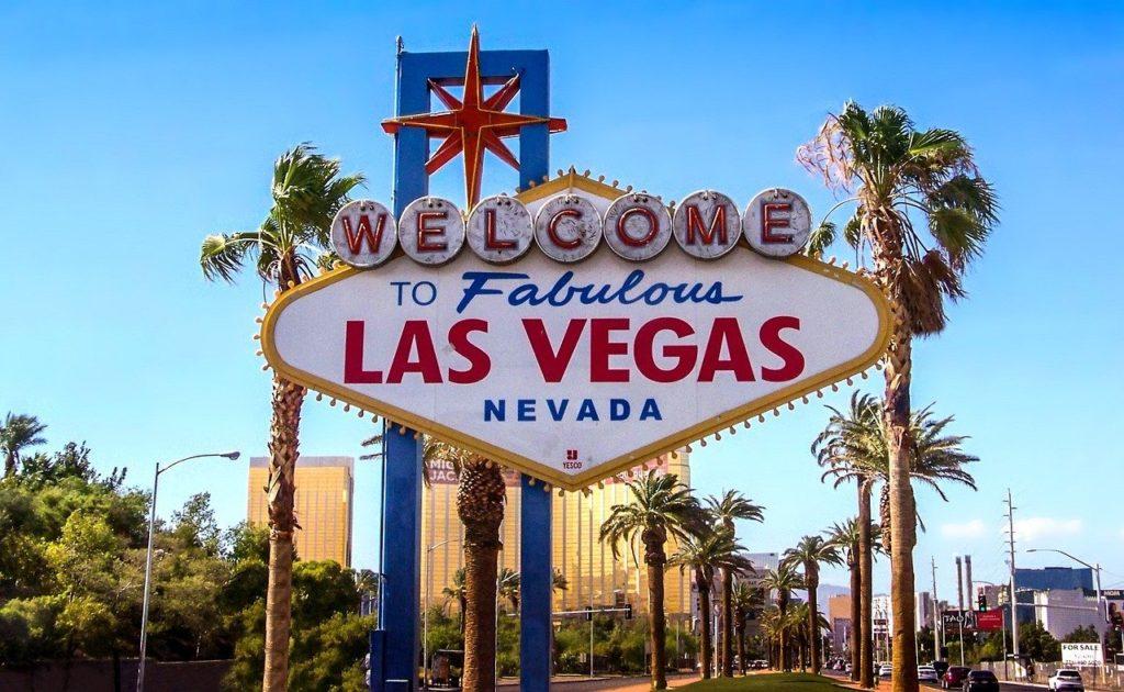 Las Vegas, Hochzeit, Trauung, Urlaub