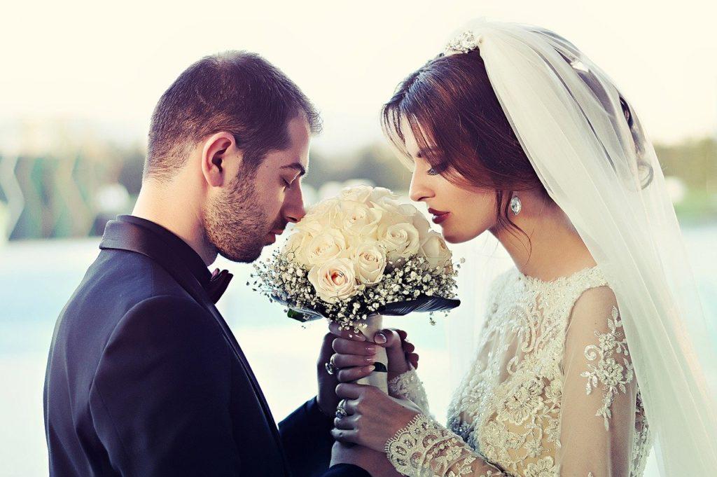Hochzeit, Trauung, Urlaub, Strand