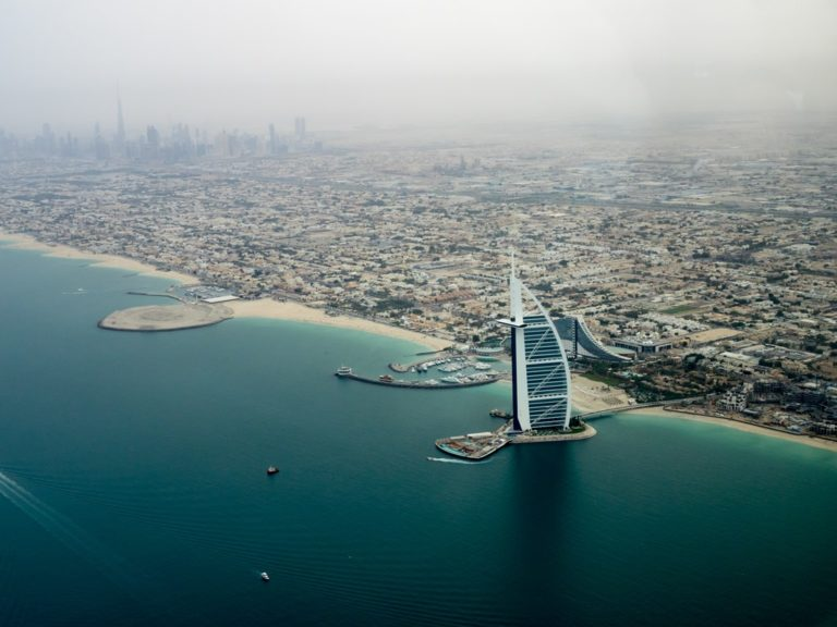 Flugzeit Frankfurt nach Dubai