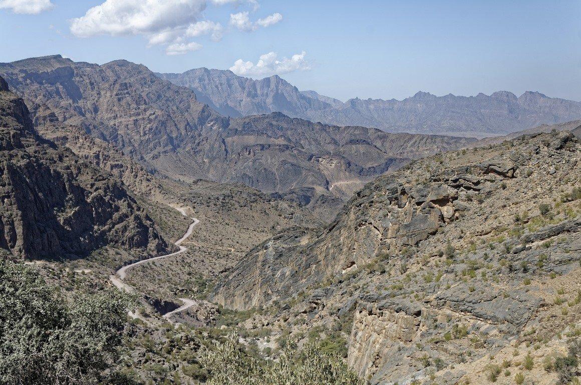 Flugzeit Frankfurt nach Oman