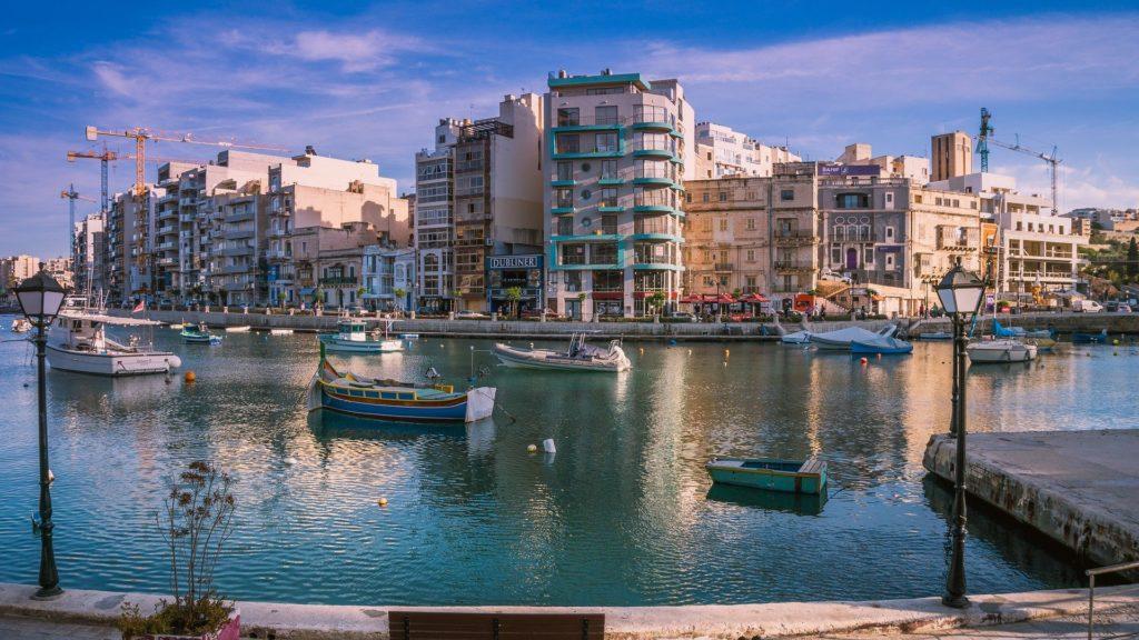 St. Julians, Malta, Reisebericht, Urlaub, Reise
