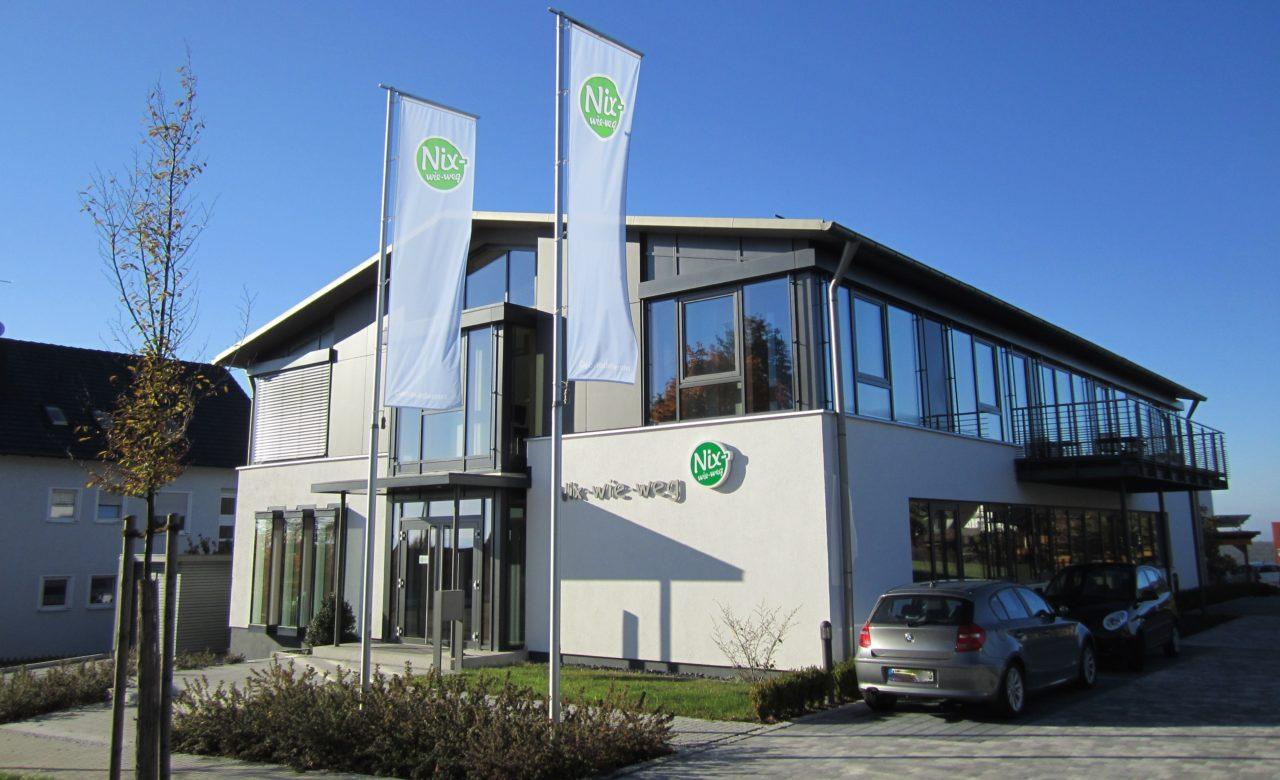 Nix-wie-weg in Parkstein