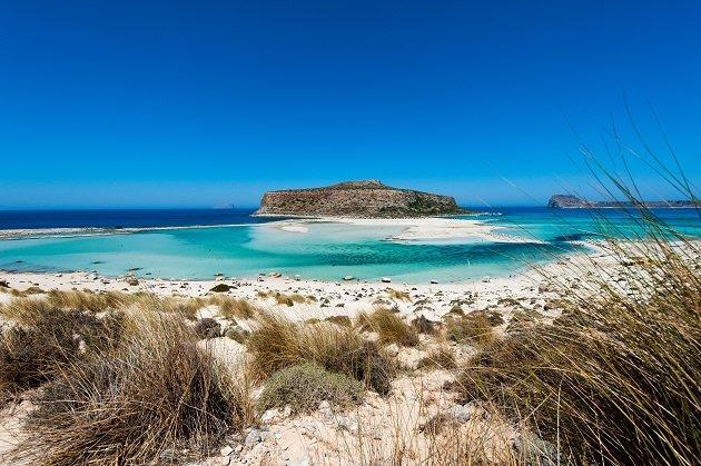 Tolle Buchten auf den griechischen Inseln