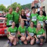 Nix-wie-weg-Laufwunder - NOFI Lauf 2018