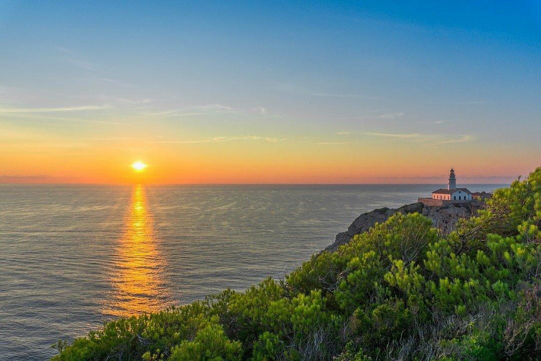 Sonnenaufgang-Mallorca