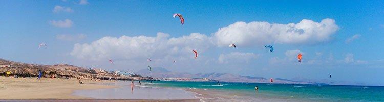 Badestrand auf Fuerteventura