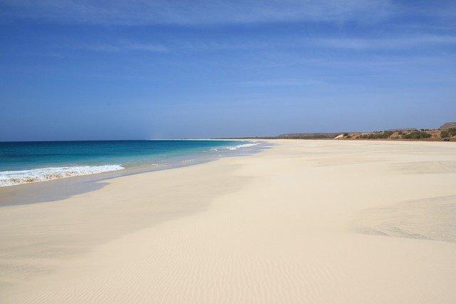 Boa Vista Strand
