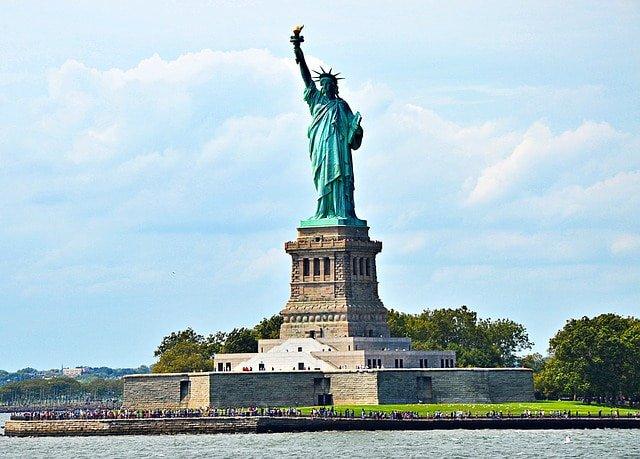 Freiheitsstatur in New York