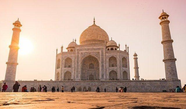 Fernreisen nach Indien