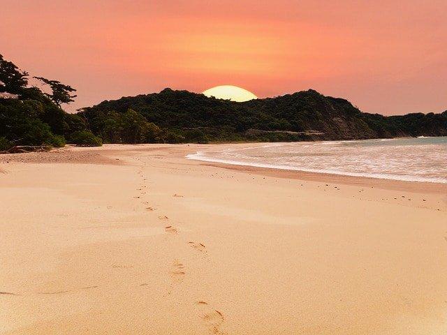 Ziel für Fernreisen Costa Rica