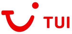 TUI-Logo, Quelle: https://de.wikipedia.org/wiki/Datei:TUI_Logo_neu.png