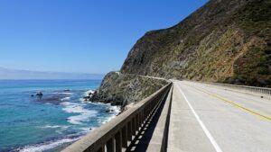 Westküsten Küstenpanorama USA