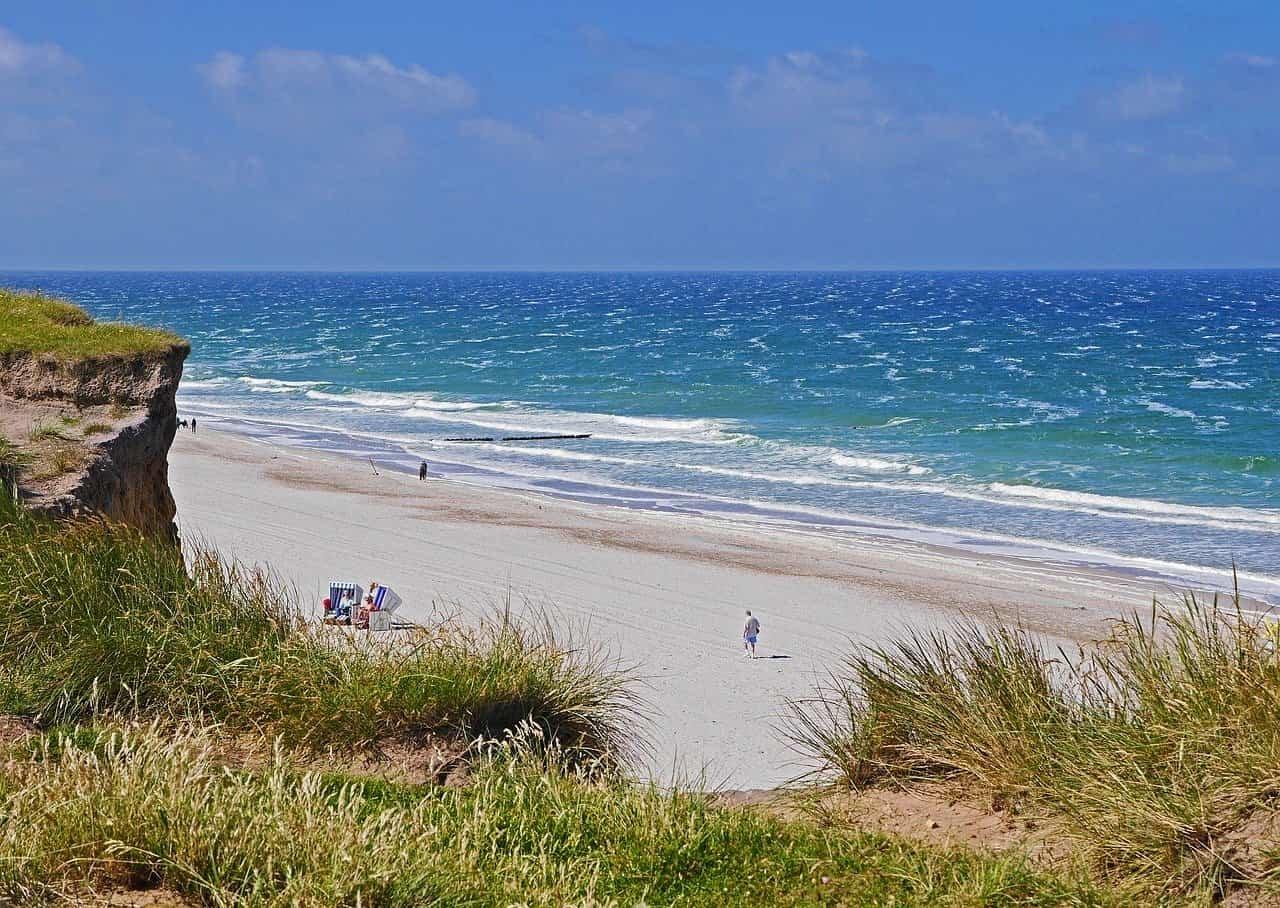 Küste auf Sylt