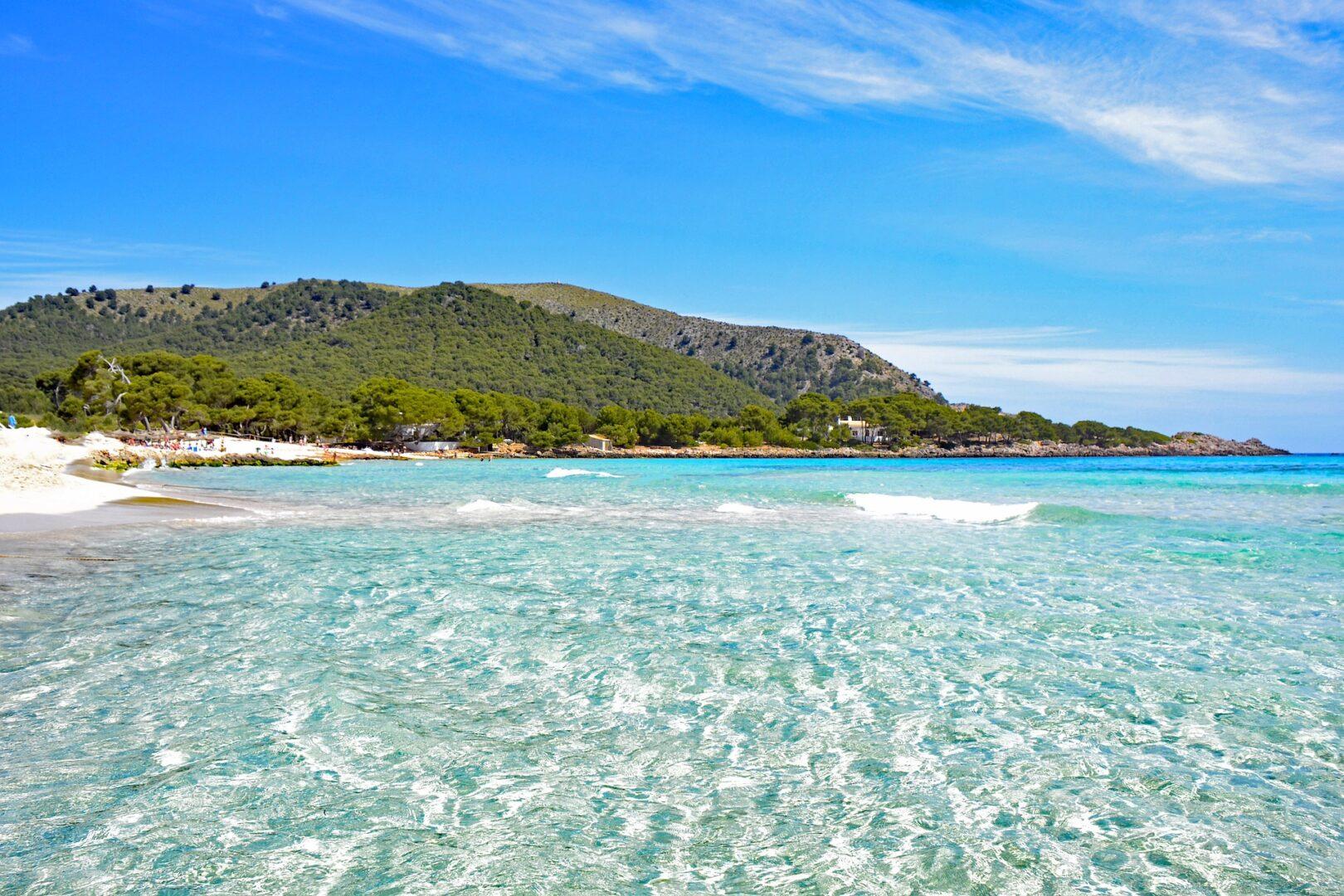 Cala Agulla auf Mallorca - ein Traum.