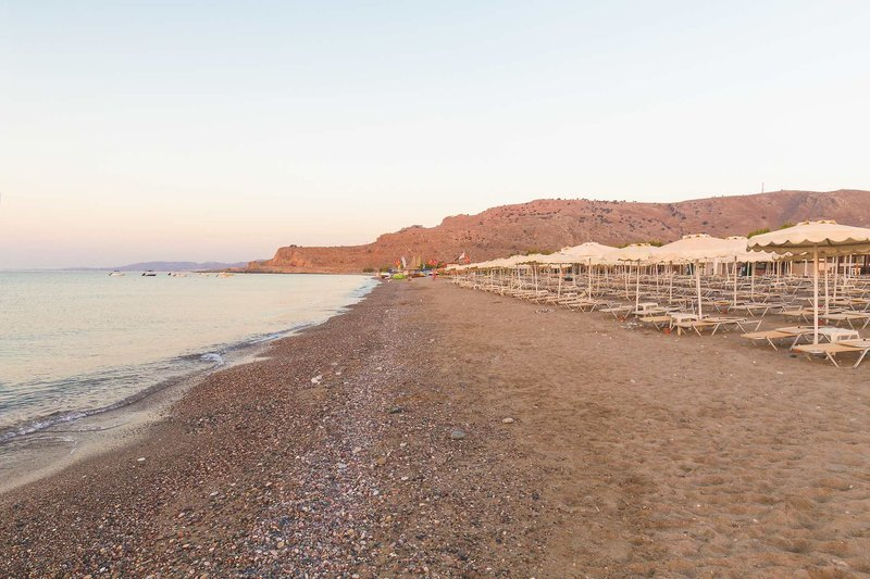 Strand Costa Lindia Beach Resort Rhodos
