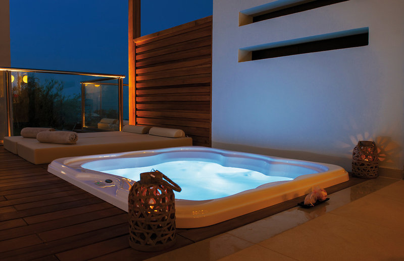 Whirlpool Sentido Port Royal Villas & Spa